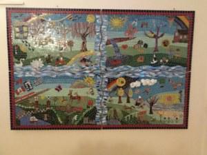 The Big Mosaics is up