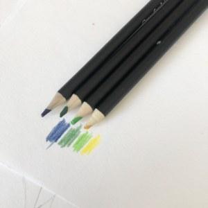Dark colours
