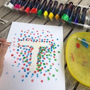Make dots