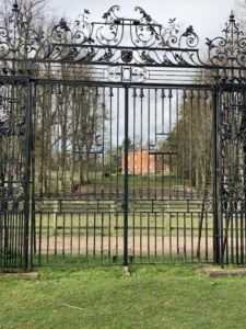 Gates of The Durdans